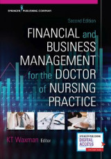 Omslag - Financial and Business Management for the Doctor of Nursing Practice