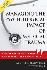 Omslag - Managing the Psychological Impact of Medical Trauma