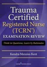 Omslag - Trauma Certified Registered Nurse (TCRN) Examination Review