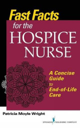 Omslag - Fast Facts for the Hospice Care Nurse