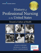 Omslag - History of Professional Nursing in the United States
