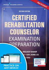 Omslag - Certified Rehabilitation Counselor Examination Preparation