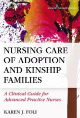 Omslag - Nursing Care of Adoption and Kinship Families