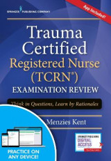 Omslag - Trauma Certified Registered Nurse (TCRN) Examination Review Elist with App