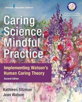 Omslag - Caring Science, Mindful Practice