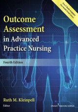 Omslag - Outcome Assessment in Advanced Practice Nursing