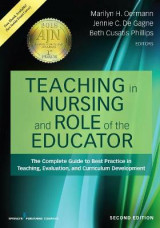 Omslag - Teaching in Nursing and Role of the Educator