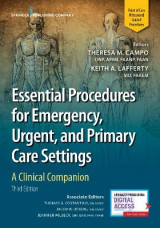 Omslag - Essential Procedures for Emergency, Urgent, and Primary Care Settings