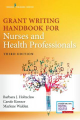 Omslag - Grant Writing Handbook for Nurses and Health Professionals