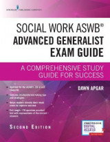 Omslag - Social Work ASWB Advanced Generalist Exam Guide