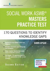 Omslag - Social Work ASWB Masters Practice Test