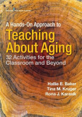 Omslag - A Hands-on Approach to Teaching About Aging