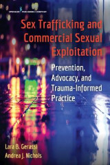 Omslag - Sex Trafficking and Commercial Sexual Exploitation