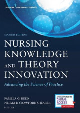 Omslag - Nursing Knowledge and Theory Innovation