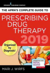 Omslag - The APRN's Complete Guide to Prescribing Drug Therapy 2019