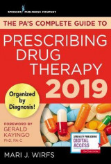 Omslag - The PA's Complete Guide to Prescribing Drug Therapy 2019