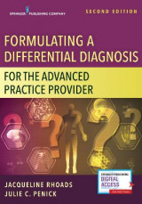 Omslag - Formulating a Differential Diagnosis for the Advanced Practice Nurse
