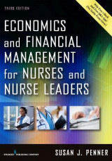 Omslag - Economics and Financial Management for Nurses and Nurse Leaders