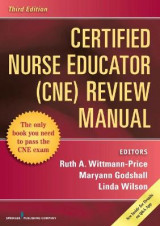 Omslag - Certified Nurse Educator (CNE) Review Manual