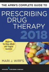 Omslag - The APRN's Complete Guide to Prescribing Drug Therapy 2018