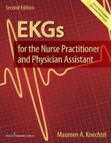 Omslag - EKGs for the Nurse Practitioner and Physician Assistant