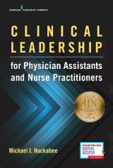 Omslag - Clinical Leadership for Physician Assistants and Nurse Practitioners