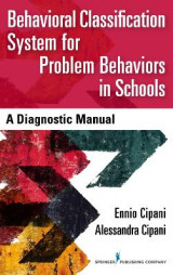 Omslag - Behavioral Classification System for Problem Behaviors in Schools