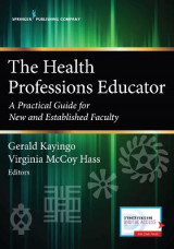 Omslag - The Health Professions Educator