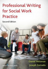 Omslag - Professional Writing for Social Work Practice