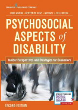 Omslag - Psychosocial Aspects of Disability