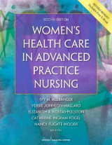 Omslag - Women's Health Care in Advanced Practice Nursing