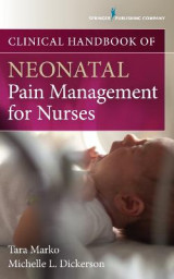 Omslag - Clinical Handbook of Neonatal Pain Management for Nurses