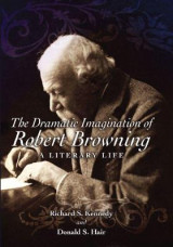 Omslag - The Dramatic Imagination of Robert Browning