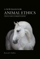 Omslag - A New Basis for Animal Ethics