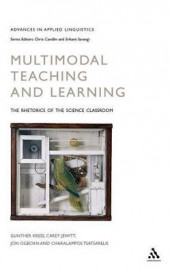 Multimodal Teaching and Learning av Carey Jewitt, Gunther Kress, Jon Ogborn, Charalampos Tsatsarelis og etc. (Innbundet)