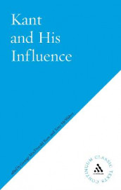Kant and His Influence av George MacDonald Ross (Heftet)