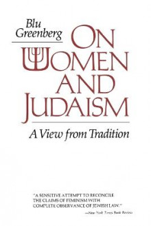 On Women and Judaism av Blu Greenberg (Heftet)