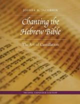 Omslag - Chanting the Hebrew Bible, Second, Expanded Edition