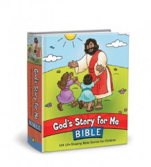 God's Story for Me Bible av David C. Cook (Innbundet)