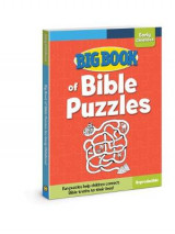 Omslag - Big Book of Bible Puzzles for Early Childhood