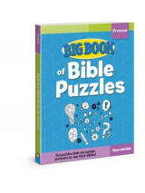 Omslag - Big Book of Bible Puzzles for Preteens