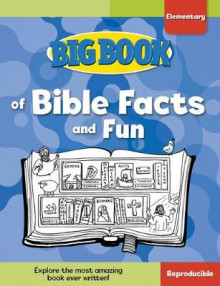 Big Book of Bible Facts and Fun for Elementary Kids av David C. Cook (Heftet)
