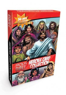 The Action Bible Heroes Card Collection av David C Cook (Undervisningskort)