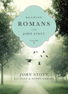 Reading Romans with John Stott av John Stott (Heftet)
