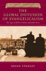 Omslag - The Global Diffusion of Evangelicalism