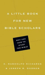 Omslag - A Little Book for New Bible Scholars