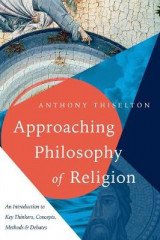 Omslag - Approaching Philosophy of Religion
