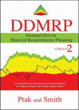 Omslag - Demand Driven Material Requirements Planning (DDMRP), Version 2