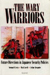 The Wary Warriors av Arthur J. Alexander, Norman D. Levin og Mark A. Lorell (Heftet)