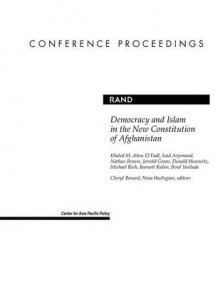 Democracy and Islam in the New Constitution of Afghanistan av Khaled M.Abou El Fadl, Said Amir Arjomand, Nathan Brown, Jerrold D. Green, Donald L. Horowitz, Michael Rich, Barnett R. Rubin og Birol A. Yesilada (Heftet)